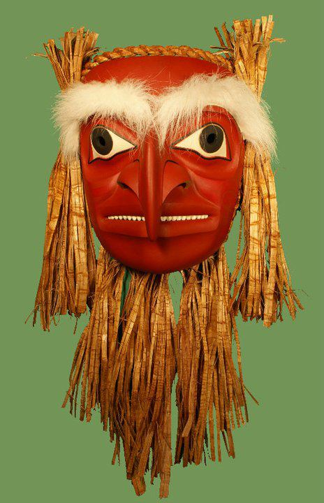 before 2011- Eagle Spirit Mask